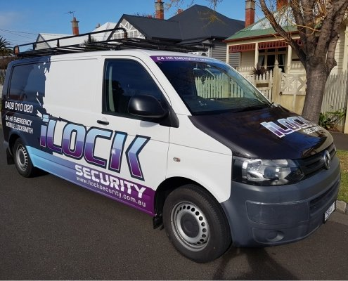 company locksmith vehicle