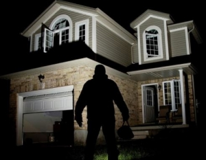 Home alars and security due to break ins